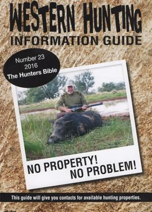 Western Hunting Information Guide 23