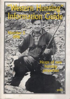 Western Hunting Information Guide 5