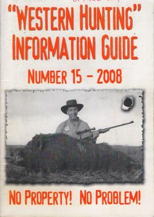 Western Hunting Information Guide 15