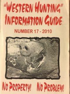 Western Hunting Information Guide 17