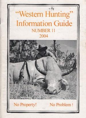 Western Hunting Information Guide 11