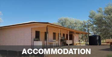 Hunting Property Accommodation