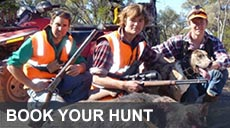 How to Book your Hunt with IHP in 3 easy steps