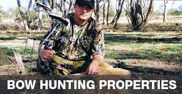 Browse our Bow Hunting Only Properties