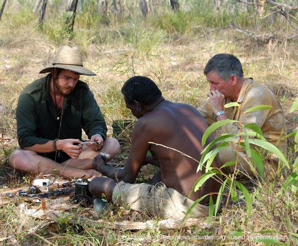 bush tucker feast