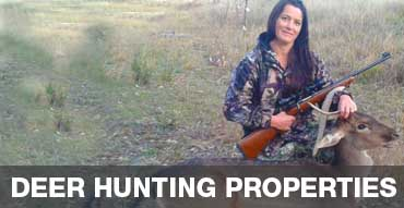 Browse our Deer Hunting Properties