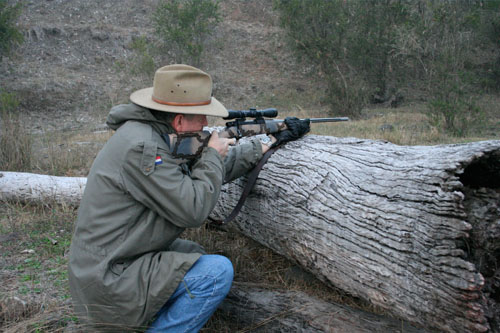 don caswell ambushing deer