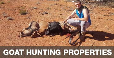 Browse our Goat Hunting Properties