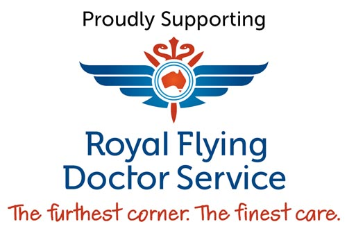How you too can support the Royal Flying Doctors