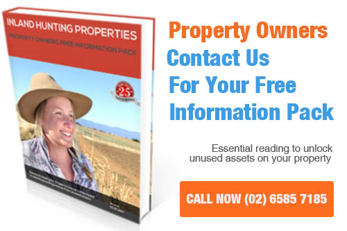 Property Owners Free Information Pack