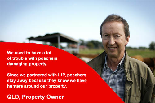 QLD Hunting Property Owner