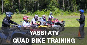yassi atv quad bike training
