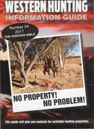 Western Hunting Information Guide 24
