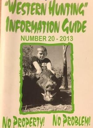 Western Hunting Information Guide 20