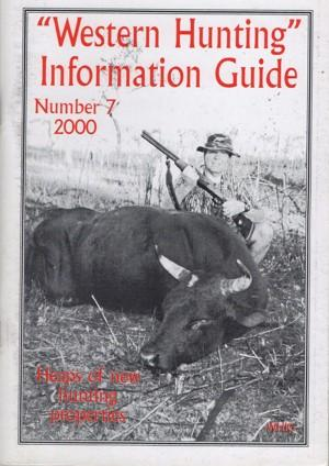 Western Hunting Information Guide 7