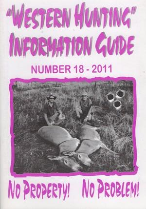 Western Hunting Information Guide 18