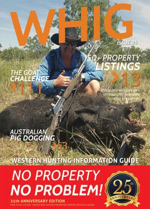 Western Hunting Information Guide 25