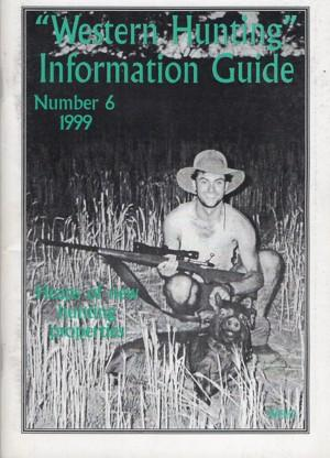 Western Hunting Information Guide 6