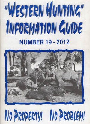 Western Hunting Information Guide 19